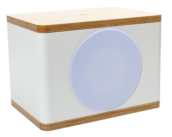Koska Gradient käyttää yksipistesäteilijänä toimivaa koaksiaalielementtiä (diskantti on bassokartion keskellä) ääni ei muutu mitenkään vaikka kaiuttimen kääntää kyljelleen.