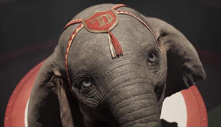 Dumbo-elokuva 2019