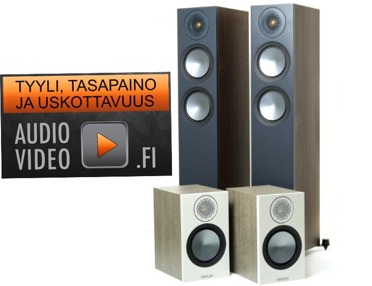 monitor audio bronze 50 200 C150 fx aloitus 9562