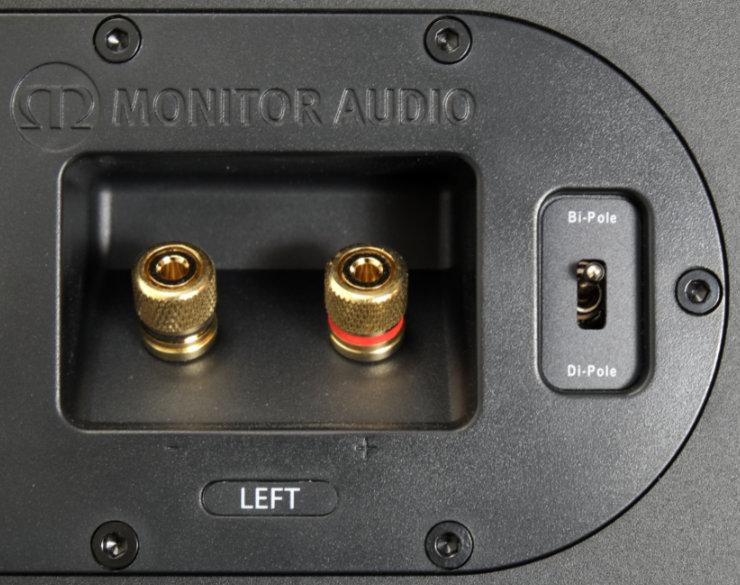 monitor audio bronze fx liitannat ja bipole-dipole kytkin 9570